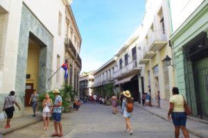 The Streets of Havana - Photo by: Tana Weingartner